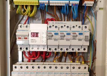 Установка электрического щитка, монтаж, демонтаж и ремонт